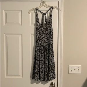 Urban Outfitters floral sun dress